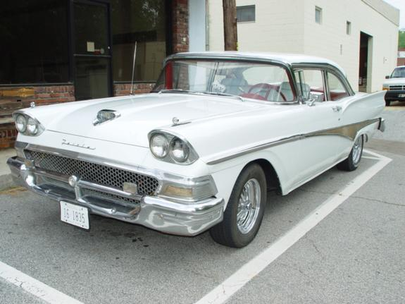 FairlaneGuy58 1958 Ford Fairlane 4207304