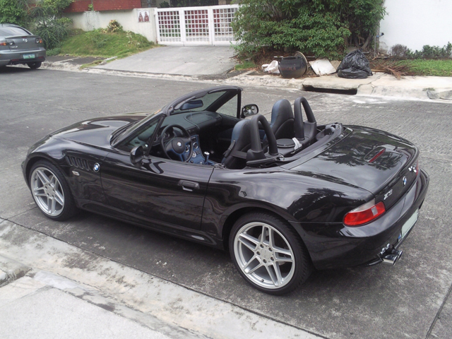 Pimpin Z3 2001 Bmw Z3 Specs Photos Modification Info At
