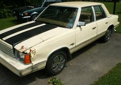 moparmusclek 1981 Dodge Aries