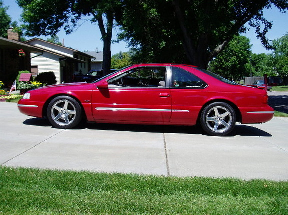 Inver Grove Ford >> Fathead46 1997 Ford Thunderbird Specs, Photos ...