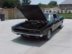 ChargerKid383 1968 Dodge Charger