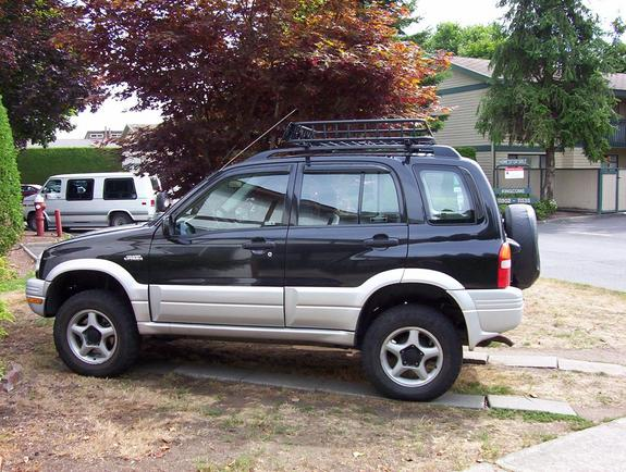 Rancho Shocks Rs5000 >> chiliprawn 1999 Suzuki Grand Vitara Specs, Photos ...