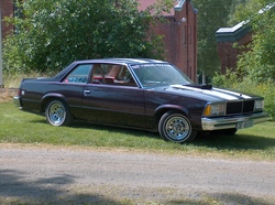 Olds73s 1980 Chevrolet Malibu