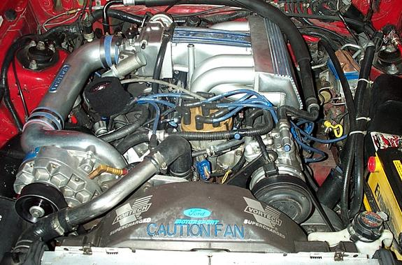 blown89GT 1989 Ford Mustang