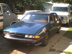 Ransackless69 1990 Pontiac Bonneville