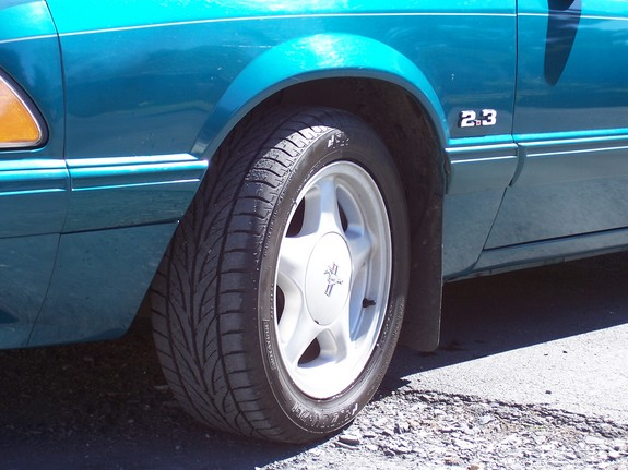 19teal93lx 1993 Ford Mustang 4230087