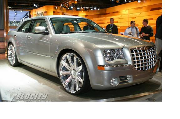 Aviatorondubs 2005 Chrysler 300 Specs Photos