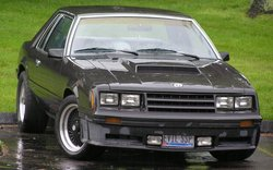EVIL85SSP 1985 Ford Mustang