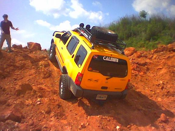 The__X 2000 Nissan Xterra 4233220