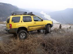 The__Xs 2000 Nissan Xterra