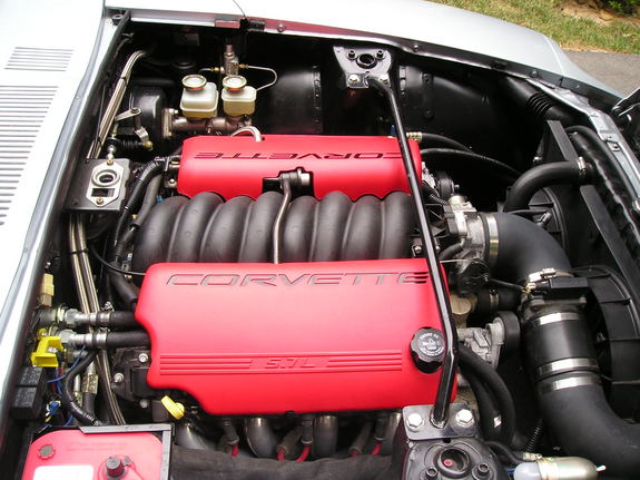 Wicked 72 240Z/ LS1 transplant - LS1TECH - Camaro and ...