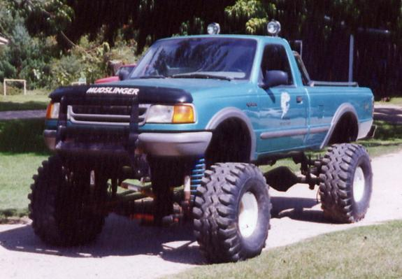 Who makes buckshot and gumbo mudders? - Off-Road Forums