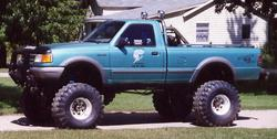 onebadmudder2s 1994 Ford Ranger Regular Cab