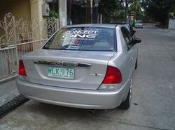 Another mnggoy 2000 Ford Laser post... - 4238628
