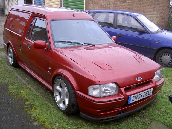 Napa1985 1988 Ford Escort Specs Photos Modification Info At Cardomain
