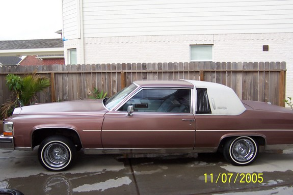Another 1984CADDY 1984 Cadillac Fleetwood post... - 4244168