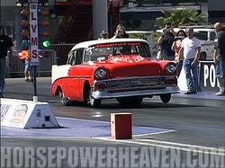 HeadsUpCar 1956 Chevrolet 210