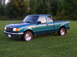 generis 1993 Ford Ranger Regular Cab