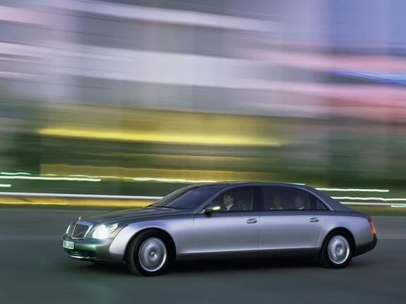 Another doctorfeelgood 2004 Maybach 62 post... - 4251005