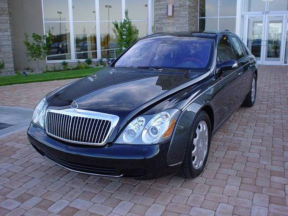 Another doctorfeelgood 2004 Maybach 62 post... - 4251010