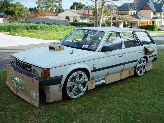 1988 Toyota Corolla on funny redneck romeo jokes