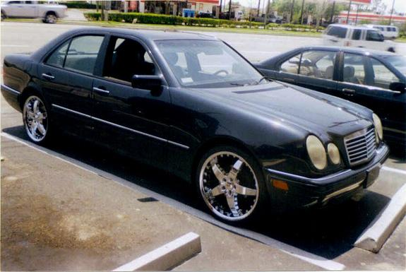 Dube420 1997 mercedes benz e class specs photos for 1997 mercedes benz e class