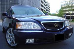 PapiLugos 2000 Acura RL