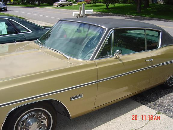 1968 Plymouth Gran Fury