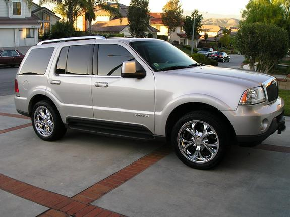 aViaTorOnDUBs 2003 Lincoln Aviator Specs, Photos, Modification Info at CarDomain