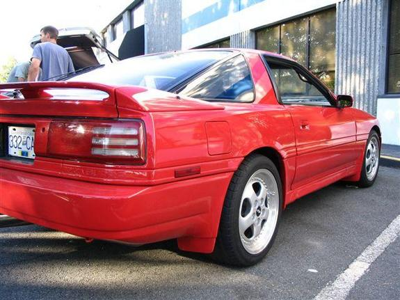 Another turbosoup 1989 Toyota Supra post... - 4259238