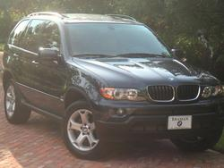 PennstateX5s 2004 BMW X5