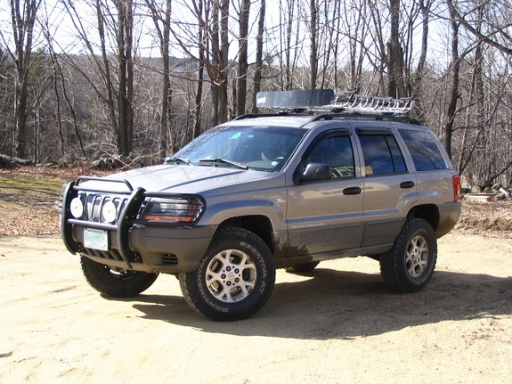 jeep innh86 2000 jeep grand cherokee specs photos modification info at cardomain. Black Bedroom Furniture Sets. Home Design Ideas
