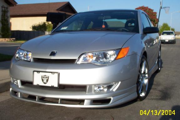 Ion Raider S 2004 Saturn Ion In Lompoc Ca