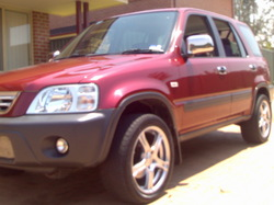 valdos 2000 Honda CR-V