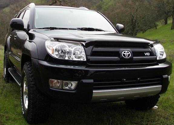 burninm 2003 toyota 4runner specs photos modification. Black Bedroom Furniture Sets. Home Design Ideas