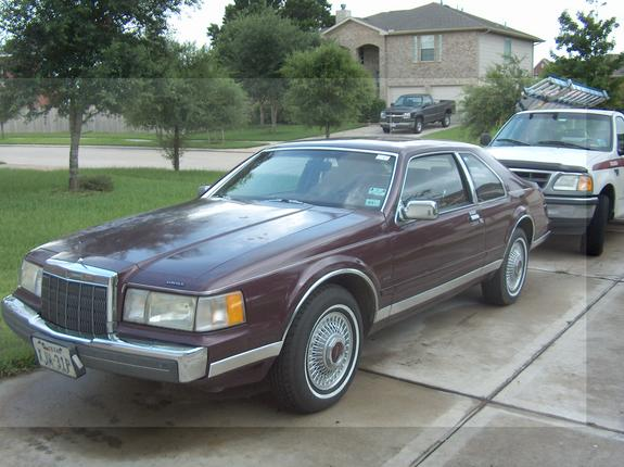 Another spsstang 1989 Lincoln Mark VII post... - 4274377