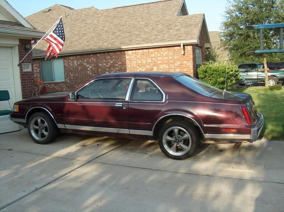 Another spsstang 1989 Lincoln Mark VII post... - 4274380