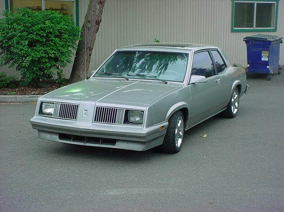 Another musltang 1983 Oldsmobile Omega post... - 4275045