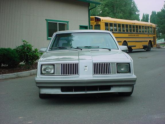 Another musltang 1983 Oldsmobile Omega post... - 4275046