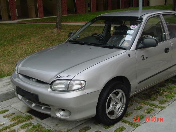 orixy 1998 hyundai accent specs photos modification info. Black Bedroom Furniture Sets. Home Design Ideas