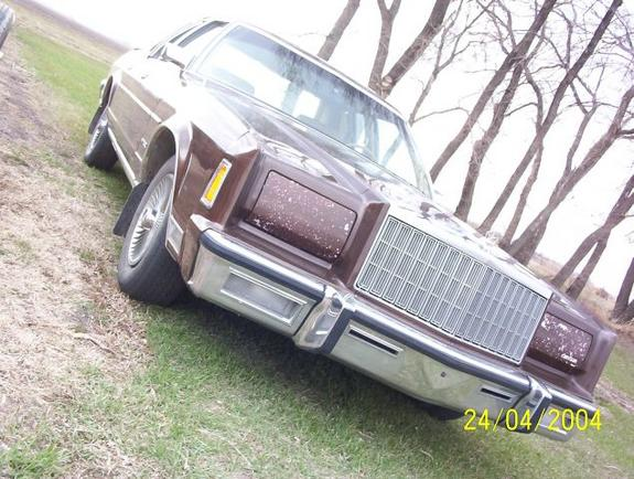 Gotrek 1980 Chrysler New Yorker Specs, Photos, Modification