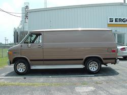 bubbaearles 1995 Chevrolet Van