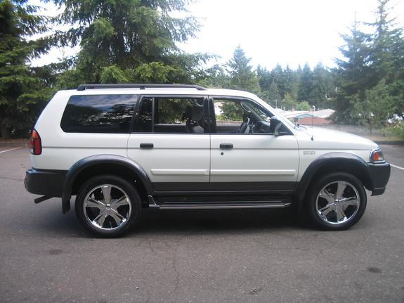 Another mayers10 2001 Mitsubishi Montero Sport post... - 4283179