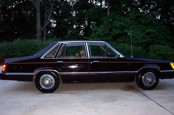 zakgord 1984 Ford LTD