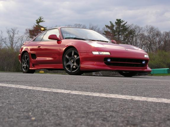 1991 Toyota MR2