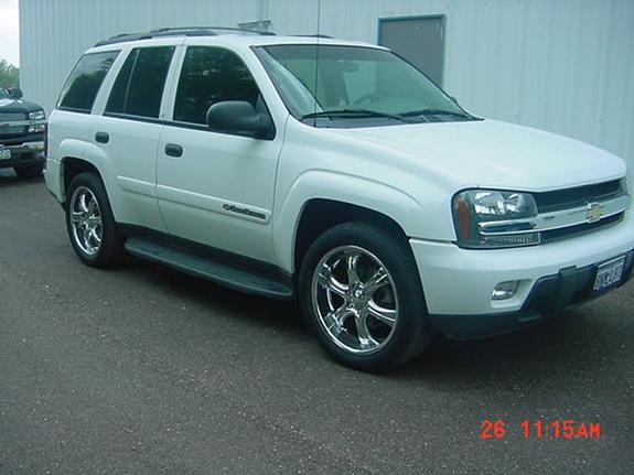 bigd1951's 2003 Chevrolet TrailBlazer