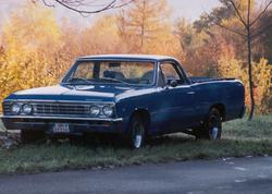 Usacarfans 1967 Chevrolet El Camino