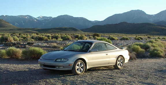 the_barkster 1993 Mazda MX-6