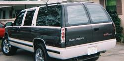 orangesuburbans 1993 GMC Suburban 1500