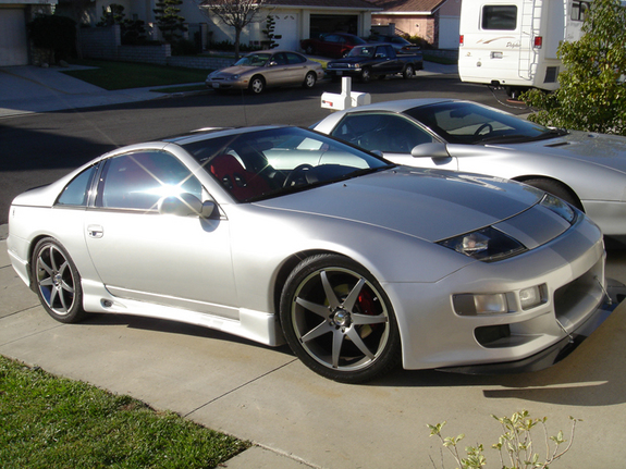 Brandonanix 1990 Nissan 300zx Specs Photos Modification